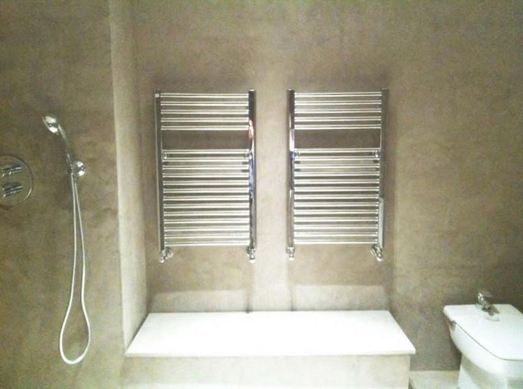 Microcemento en baños - Microementos STN