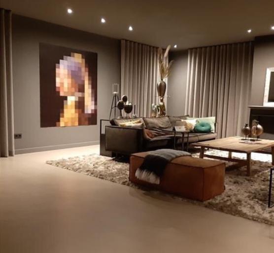 Resistone Microcement Livingroom
